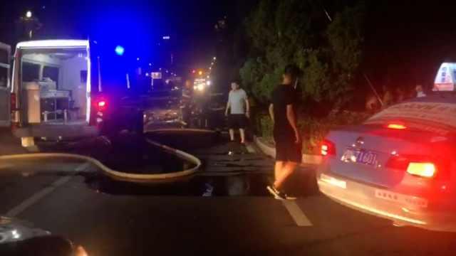 男子醉驾撞上对面出租,致3死2伤