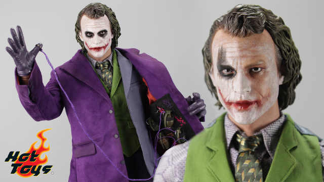 HT《蝙蝠侠》小丑值得买吗?(上)