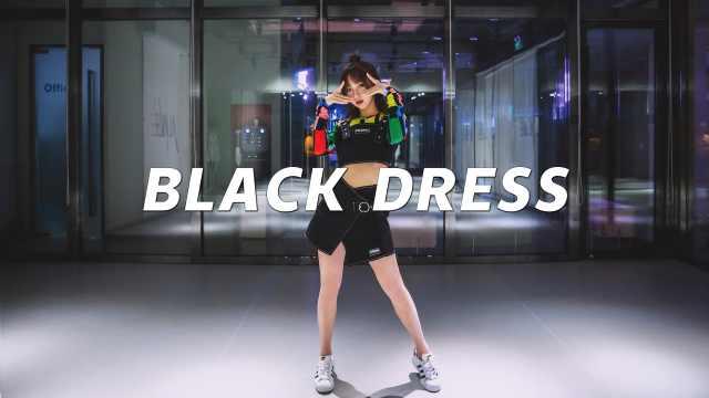 捕心甜豆Thea翻跳《Black Dress》