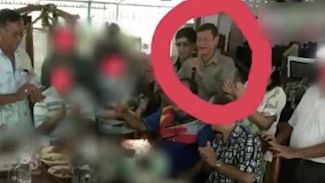 曾被霸凌,泰国老人53年后枪杀同学