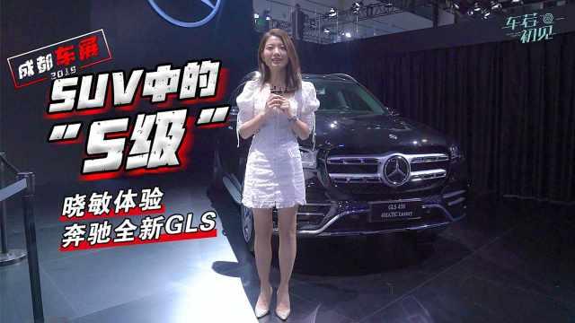 "SUV中的""S级""晓敏体验奔驰新GLS"