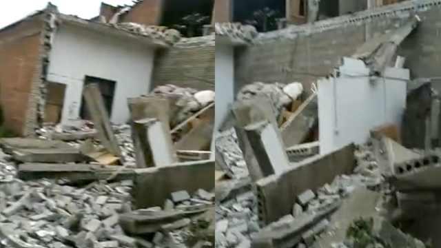 四川内江5.4级地震,已致1死29伤