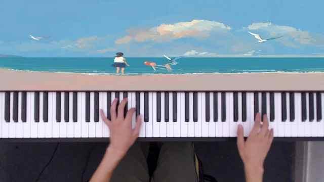 多少人是因为这曲子才学习的钢琴?