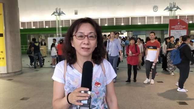 阿姨粉亲赴日本观赛,追女排已40年