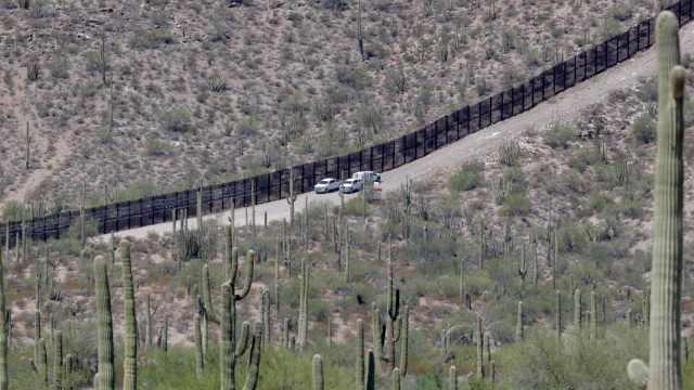 专家称美墨边境墙严重威胁当地环境