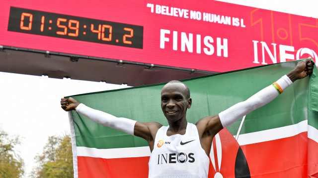 人类极限!马拉松跑进2小时有多难