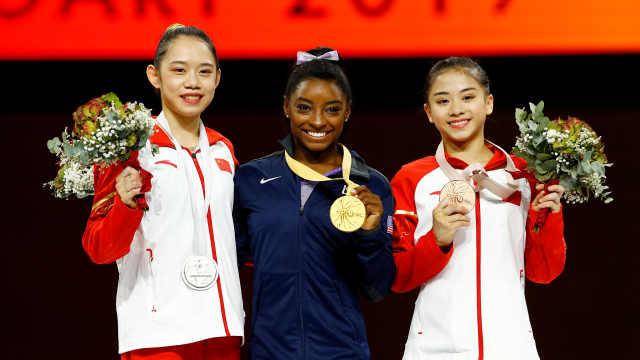 26年首次!中国体操世锦赛0金收官