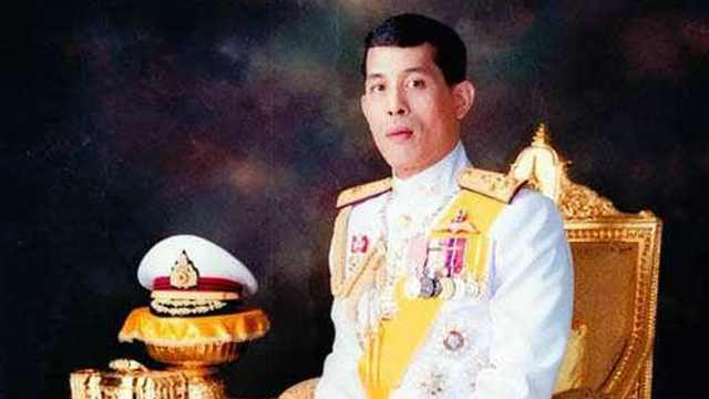 87年来泰王首次纳妃,3个月就除名