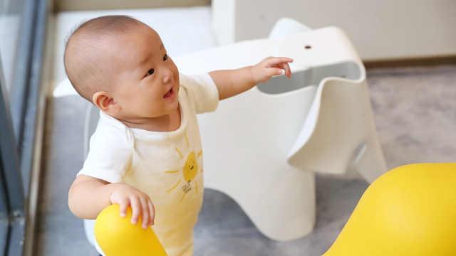 宝宝出牙期常见的4大症状!