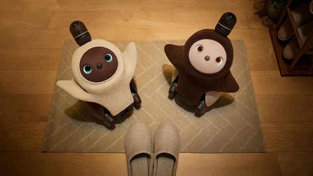 """来自日本会吃醋的""""陪伴机器人"""""""