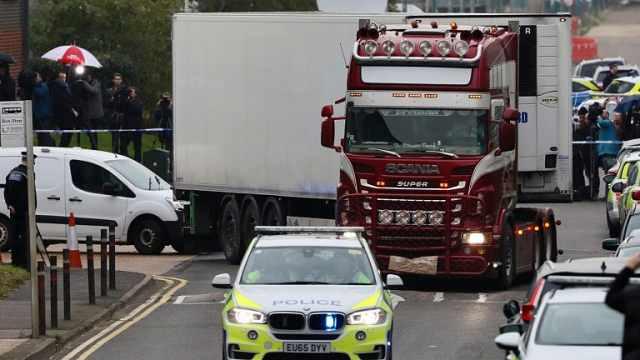 使馆:英警方不确定遇难者为中国籍