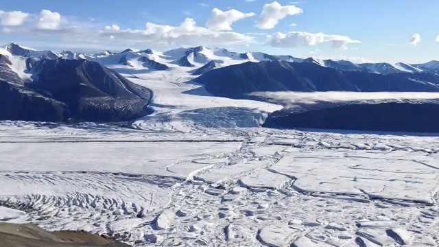 冰川河流吸收CO2的速度比雨林更快