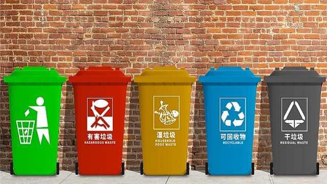 垃圾分类究竟该怎么分?