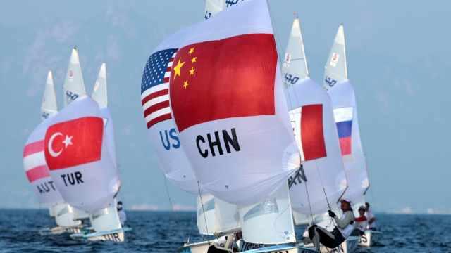 巴黎奥运:中国优势帆船项目被取消