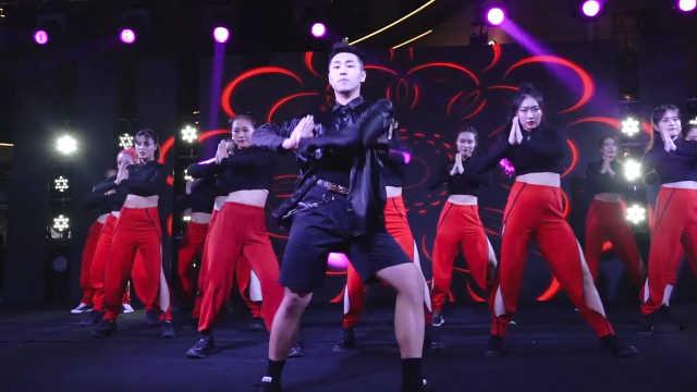 乐舞秀舞蹈串烧,动感活力