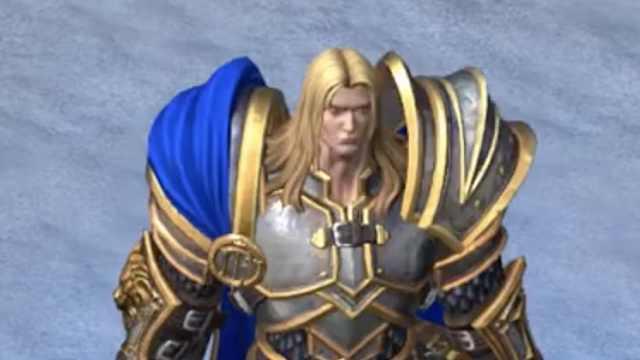 《魔兽争霸3重制版》模型对比 