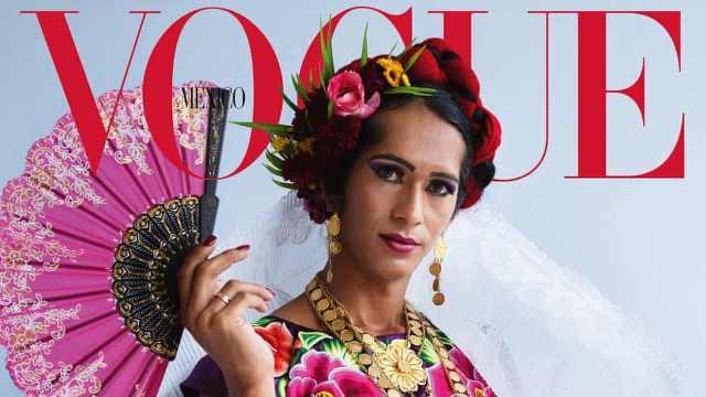 120年来首次!Vogue启用跨性别模特