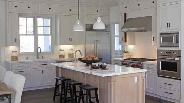新房装修开放式厨房好不好?