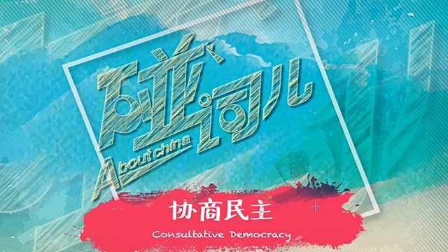 """带你了解""""实现人民民主"""""""