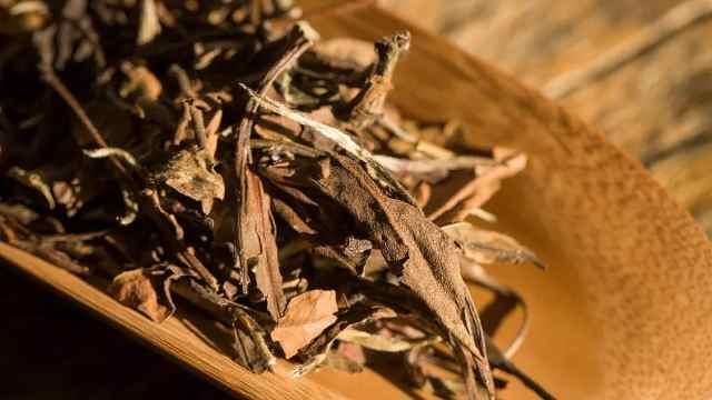 当年出口留存的老白茶,白牡丹等级