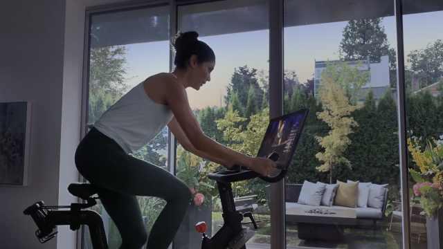丈夫送妻子健身车广告被指性别歧视
