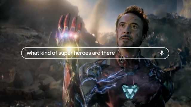 谷歌2019年度视频:英雄