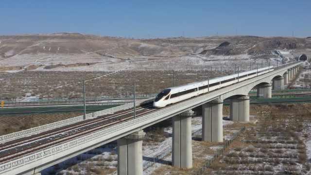 内蒙古进京高铁将开通,到北京仅2h