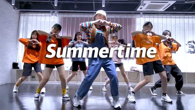 Chilly翻跳日系清新《Summertime》