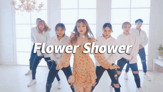 AOL翻跳泫雅《Flower Shower》