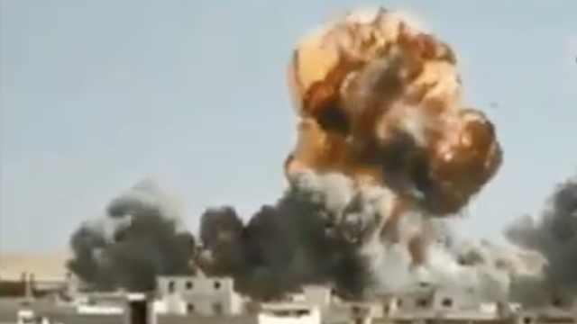 美国驻伊使馆附近及空军基地遭袭
