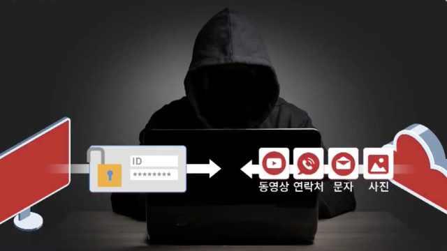 韩国艺人隐私泄露,疑手机云盘被黑