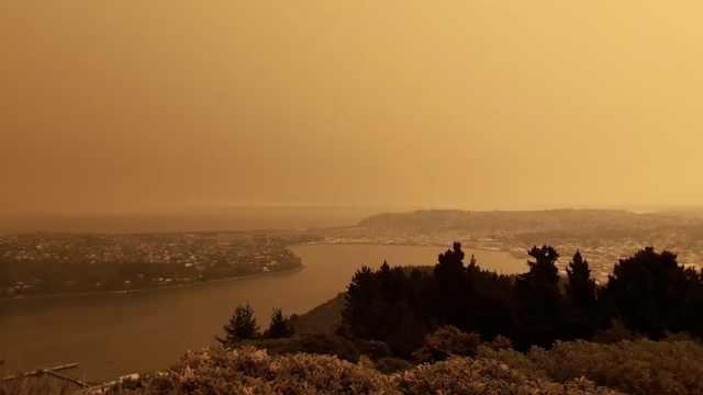 澳洲山火重创旅游业:损失约212亿