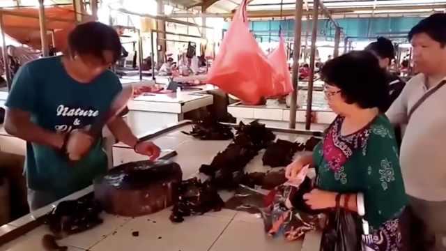 新冠病毒肆虐,印尼还卖蝙蝠肉