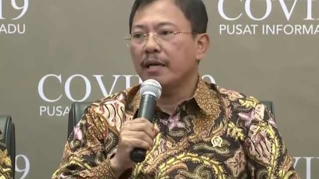 印尼至今零确诊,卫生部长:靠祷告