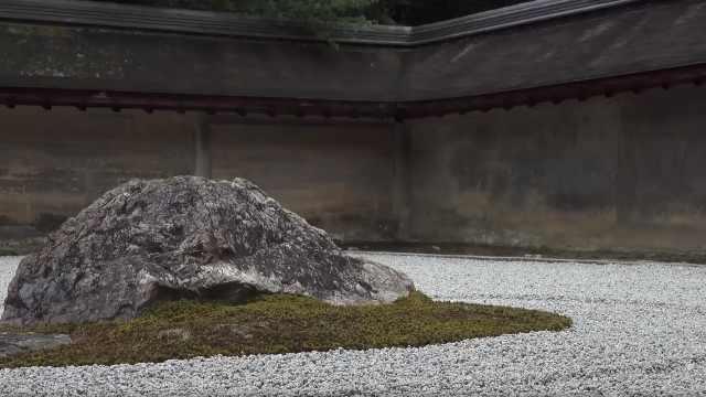 几平米小角落怎么搞定一个日式庭院