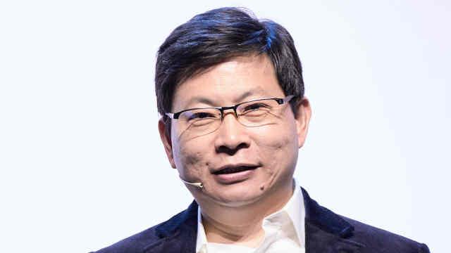 余承东:华为应用市场全球排名前三