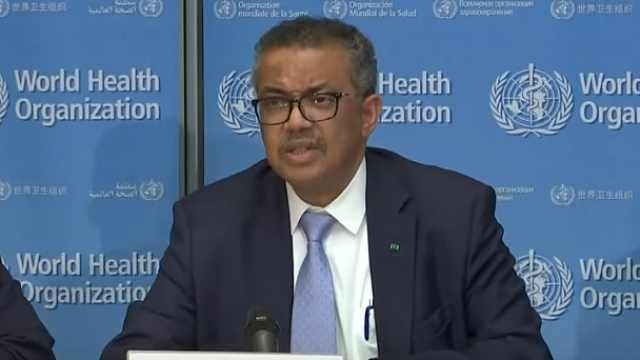 WHO:新冠非流感,可遏制其传播