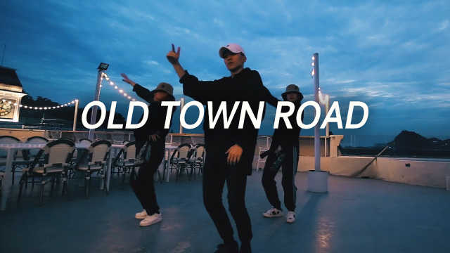 Rainer编舞《OLD TOWN ROAD》