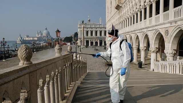 欧洲已成全球新冠疫情中心,70%新病例来自欧洲
