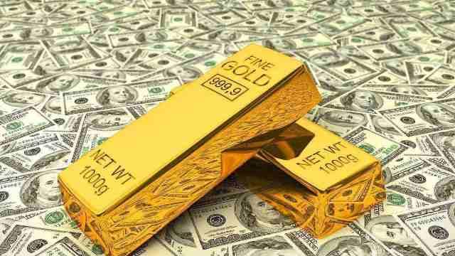 全球股市熔断,黄金震荡下跌!黄金和美元到底谁更值得投资?
