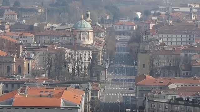意大利市长称死亡人数远超官方数据:许多人没来得及测试