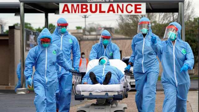 纽约急诊医生描述惨状:设备急缺冷藏车堆尸体,院领导自我蒙蔽