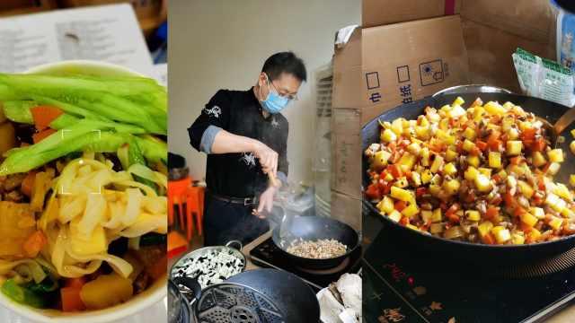 背锅支援武汉的河南医生返程隔离:陕西医疗队也曾来蹭吃的
