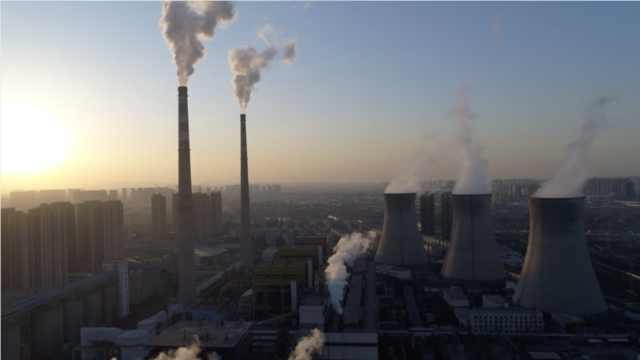 新冠疫情正在阻止全球变暖,碳排量是二战后下降最多一年