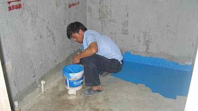 卫生间防水没做好,后果很严重!做好这两点无后顾之忧