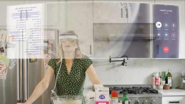 带你看见未来,新型AR眼镜给你不一样的视觉感受!