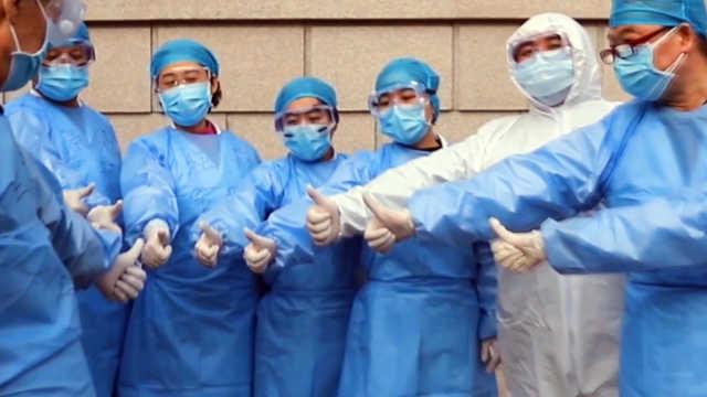 抗击新冠肺炎我们冲锋在前——战疫中的公明人
