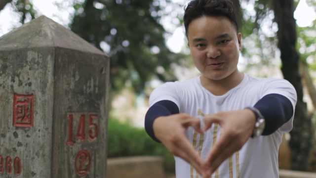 520最走心男友!走遍全国拍求婚视频,感动女友结束十年长跑