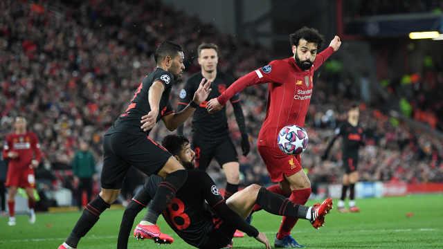 英媒:马竞利物浦欧冠之战致41人感染新冠死亡