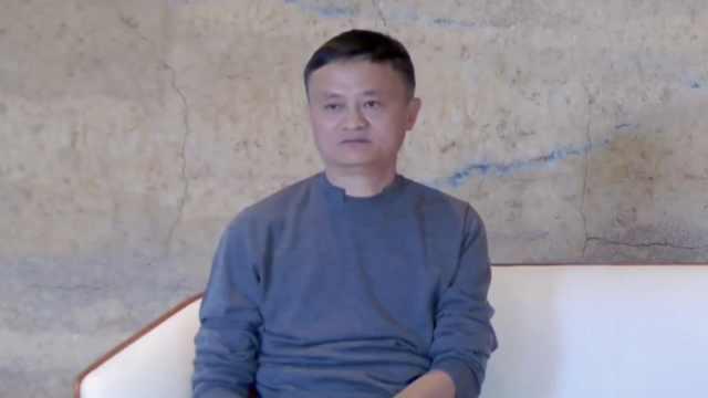 马云说连菜摊都数字化了:未来都会在网上,这是活下去的关键